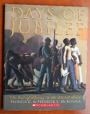 Days of Jubilee: The End of Slavery in the United