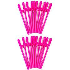 Bachelorette Party Favor Penis Straws Pink Color Bridal Fun 20 Pack