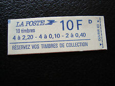 FRANCE - timbre yvert et tellier carnet n° 1501 n** (Z2) stamp french (A)