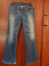 TRUE RELIGION SECTION BOBBY WOMANS SIZE 30 JEANS