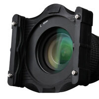 """Zomei Square Filter Holder+Adapter Ring for Cokin Z HITECH system 4"""" for camera"""