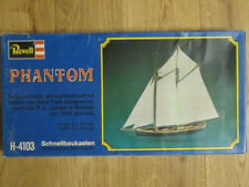 Revell Hegi Bausatz/Baukasten Schiff Modell Schonerbark Phantom 1868  H-4103 OVP