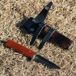Red Orca Japanese Hunting knife Modern Kobuse 120 mm