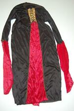 Halloween Costume Gothic Vampiress Arisen Shadows Red Black  Girl S 4 - 6 New