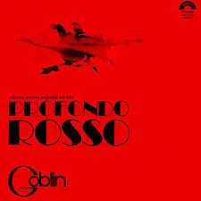 GOBLIN/GASLINI Profondo rosso (ltd.ed.purple vinyl)  LP OST