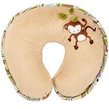 Beige Boppy 8079903330000 Cuscino per Allattamento in velluto Monkey