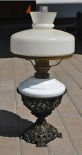 1900s Imperial Russia Russian LARGE Oil Lamp in Almost MINT Condition