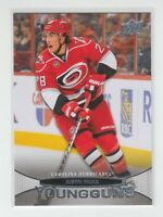 (72323) 2011-12 UPPER DECK JUSTIN FAULK YOUNG GUNS RC #205