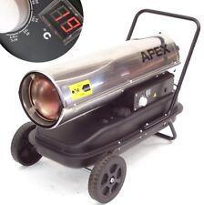 55519 Générateur air chaud à gasoil ou fioul 30KW Canon mazout chauffage Neuf