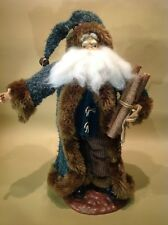 Vintage style Old World Santa Claus figurine - 17 inches tall