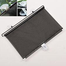 Folding Curtain Car Rear Window Shade Windshield Sunshade Shield Visor JR