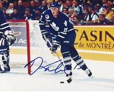 TORONTO MAPLE LEAFS TOMAS KABERLE SIGNED 8 X 10 PHOTO image 2 w COA