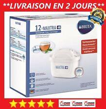 Filtre Brita MAXTRA+ pack de 12 Cartouches Filtrante Eau Purificateur Carafe