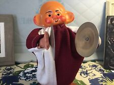 Clapping Clown Toy Demented Scary Haunted Spooky Bald Creepy Clown Shoes Works!