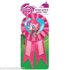 MY LITTLE PONY PARTY SUPPLIES CONFETTI POUCH AWARD RIBBON