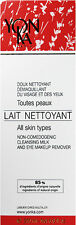 Yonka Lait Nettoyant Cleansing Milk 6.8oz(200ml) Brand New