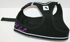 BORORO Escape Free Sport Neoprene Reflective Dog Harness - Purple Sm *No Tags*