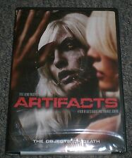 Artifacts~2007 Horror~NEW SEALED DVD~Giles Daoust~Emmanuel Jespers~FAST SHIPPING