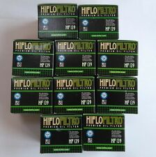 Arctic Cat 400 DVX / TS (2004 to 2008) HifloFiltro Oil Filter (HF139) x 10 Pack