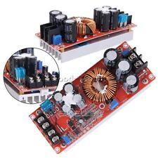 1200W DC-DC Boost Converter Power Supply 8-60V 12V Step up to 12-83V 24V/48V 20A