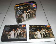 Box 3 Cd Richard WAGNER LOHENGRIN Woldemar Nelsson Peter Hofmann CBS 1982