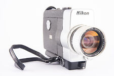 Nikon Super Zoom 8 Super 8mm Cine Camera As Is Please Read V16