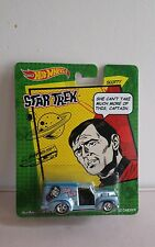 Hotwheels Hot Wheels Star Trek Scotty Car Custom '52 Chevy - Brand New