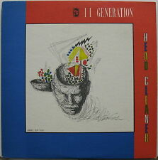 The II GENERATION Head Cleaner 1974 US ORG Private Pressing BLUEGRASS LP Country