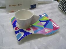 New Wave Kaffeetasse mit Unterer von Villeroy & Boch