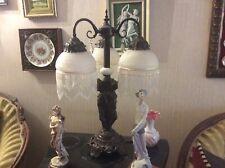 Vintage Three Grace Table Lamp