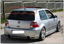 VW GOLF 4 R32 LOOK REAR ROOF / TAILGATE SPOILER (painted in primer)
