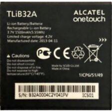 Alcatel Batteria originale TLIB32A per OT-916 OT-991 Pila Litio Nuova Bulk