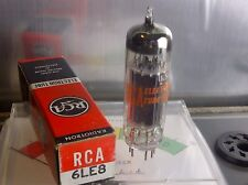 RCA 6LE8 Vacuum Tube NOS  (Tested Very Good!)