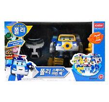 Academy Robocar POLI Space Marine Pack Transformer Robot Car Toy Action Figure