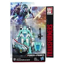 TRANSFORMERS GENERATIONS MOONRACER DELUXE CLASS POWER PRIMES ACTION FIGURE