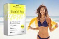 Vanefist Neo 60 Tablets Weight Loss, Fat Burner Supplement, Appetite Suppressan