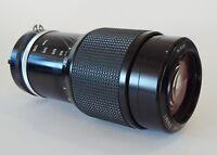 [TESTED] Nikon Zoom-NIKKOR 80-200mm f/4.5 Telephoto Camera Lens - Nikon AI Mount