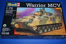 Revell 3128 - Warrior MCV  scala 1/72
