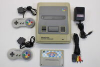Nintendo Super Famicom Console Kirby Bowl SFC SNES Japan Import K1482