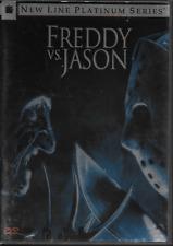 Freddy vs Jason (2-Disc Dvd Set) Platinum Series Robert Englund