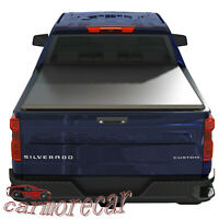 5 FT Short Truck Bed Tonneau Cover Soft Tri-Fold For Ford Ranger 2014-2018