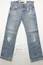 wrangler 4 RRB Boyfriend jeans d'occassion (Cod.J405) Taille 42 W28 L34 femme