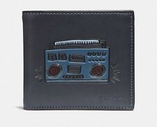 Coach X Keith Haring Billfold Wallet NWT