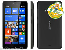 Nokia Lumia 535 Black Smartphone Grade A (Unlocked) 8Gb Microsoft Windows