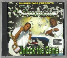 FRAZIER Unlock The Game CD SEALED Tennessee Rap Down South G-Funk Murder Face