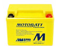 Motobatt Lithium Lightweight Battery Suzuki Rmx450 Z 4st 2010-2016