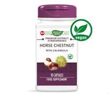 Nature's Way Horse Chestnut with Calendula   90 Capsules   Free P&P