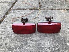 Retro Rear Foglamp Set