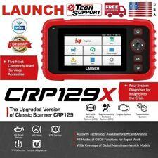 2020 New LAUNCH X431 CRP129X Pro OBD2 Scanner Diagnostic Tool Car Code Reader US