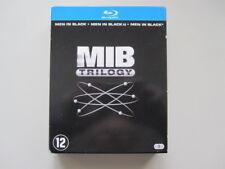 MIB TRILOGY -   BOXSET 3 BLU-RAY'S